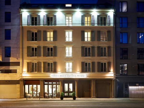 Classik Hotel Hackescher Markt, Berlin