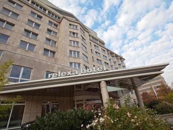 relexa hotel Frankfurt