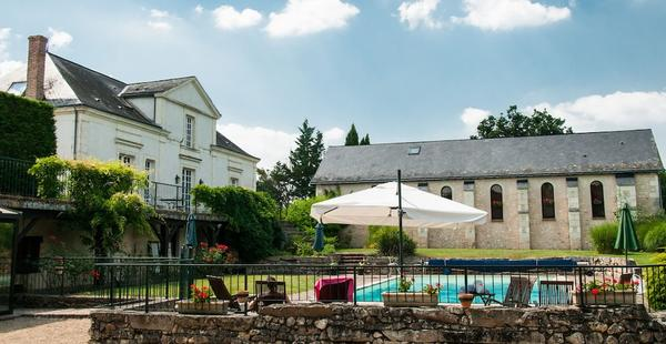 Domaine de la Courbe, The Originals Relais