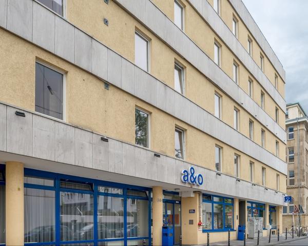a&o Hostel Köln Neumarkt