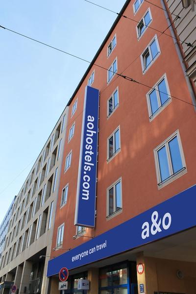 a&o München Hauptbahnhof