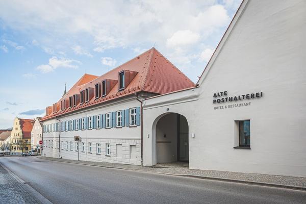 Alte Posthalterei