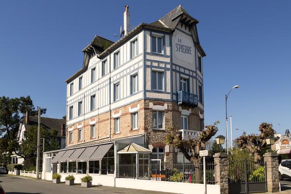 The Originals Boutique, Hôtel Le Saint Pierre