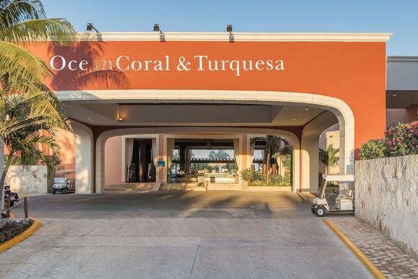 Ocean Coral & Turquesa