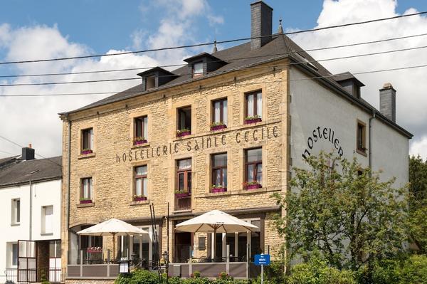 Hostellerie Sainte Cécile The Originals Relais