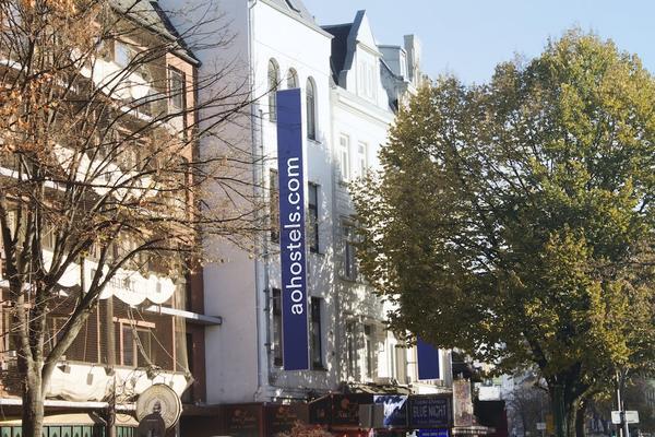 a&o Hostel Hamburg Reeperbahn