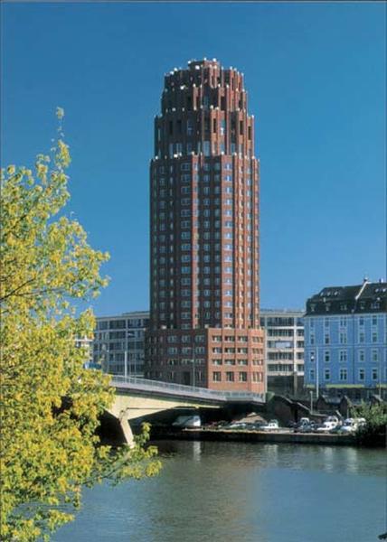 Lindner Hotel & Residence Main Plaza Frankfurt