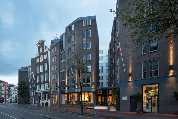 Kimpton De Witt Amsterdam (ex Crowne Plaza City Centre)