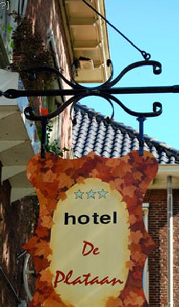Hotel de Plataan