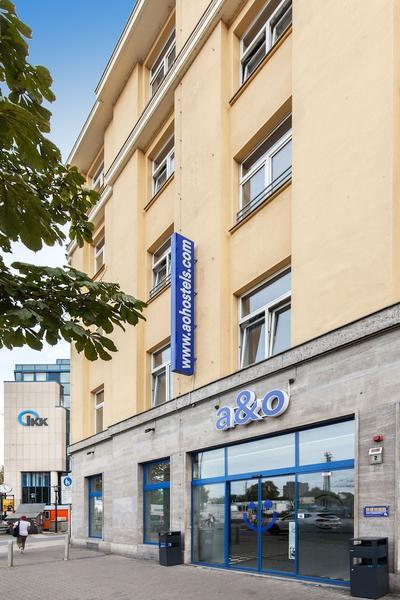 a&o Dortmund Hauptbahnhof - Hostel