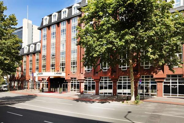 Lindner Hotel City Plaza Koeln