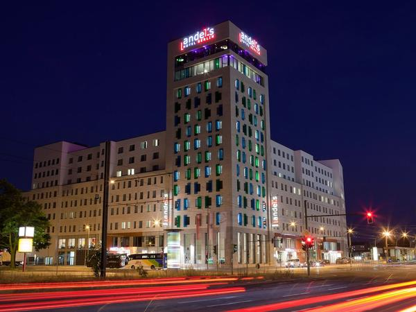 Andels' by Vienna House Berlin