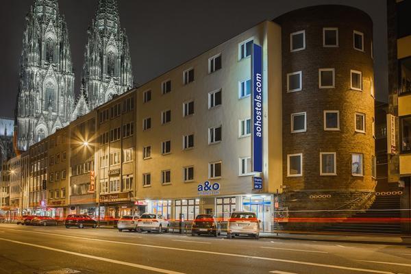 a&o Köln Dom (HBF)
