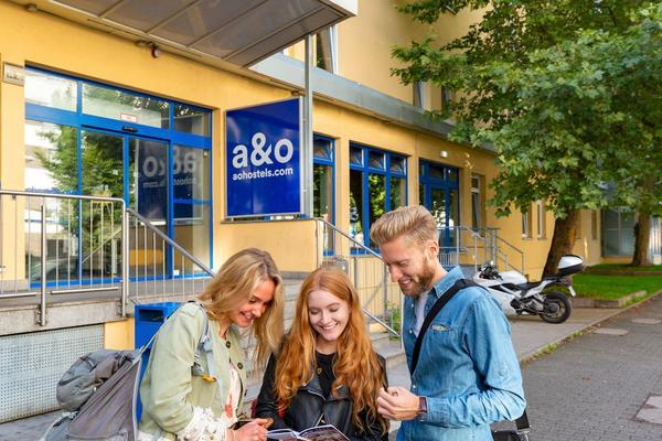 a&o Hostel Stuttgart City