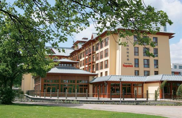 Lindner Park-Hotel Hagenbeck Hamburg