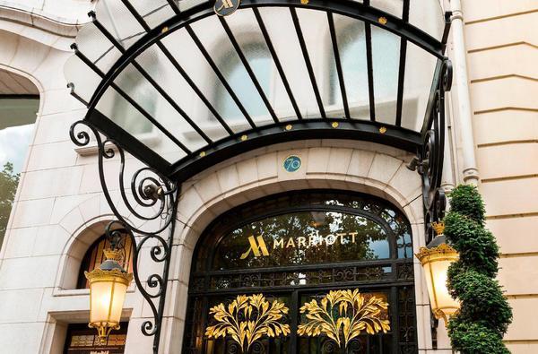 Marriott Hotel Champs-Elysees