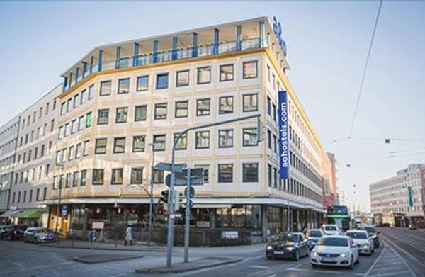 a&o Hostel Nürnberger Hauptbahnhof