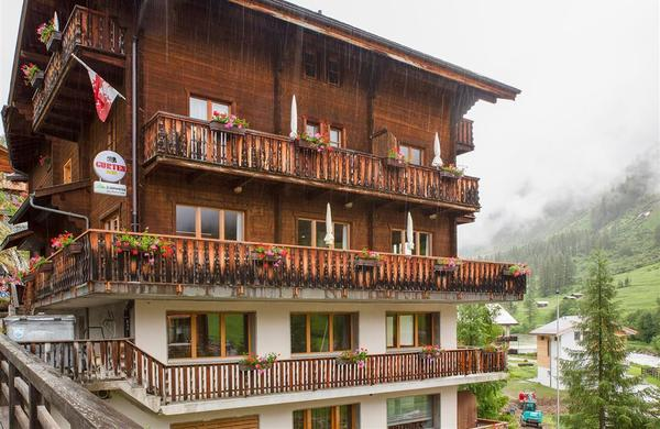 Hotel Edelweiss, The Originals Relais